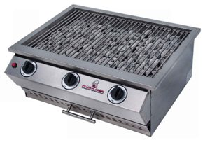 Chad O Chef Sizzler 3 Burner