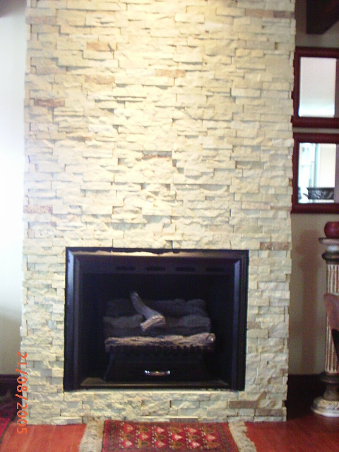 NoVent Gas Fireplaces
